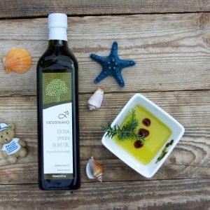 Grecka oliwa extra virgin 0.75l Messiniako Kalamata, Greckie Smaki Oliwowo