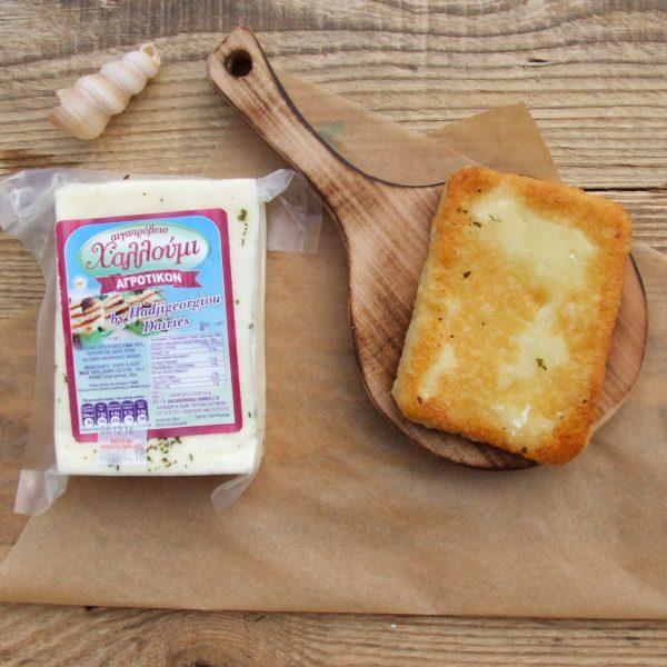 cypryjski ser halloumi owczo-kozi