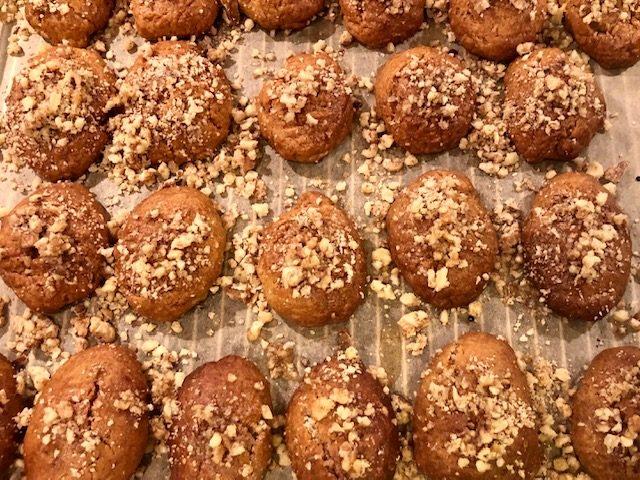 melomakarona greckie ciasteczka na święta OLIWOWO